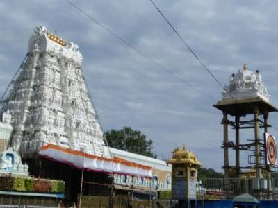 The Temple Gopuram