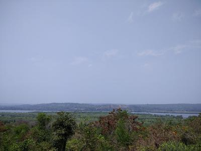View from the top of Divar Island