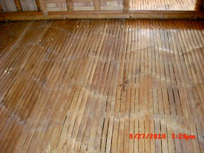 Traditional Bamboo flooring