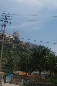 Yoga Narasimha Temple Melkote