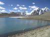 View of Lake Gurudongmar